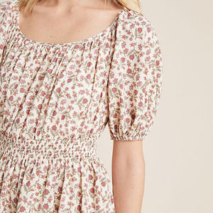 Anthropologie Luciana Tiered Maxi Dress Gal Meets